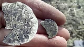 Wykopki Pola zbadane, jest też srebro.
