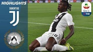 Juventus 4-1 Udinese | Con la doppietta di Kean la Juve sale a quota +19 | Serie A