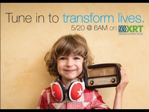 Tune in to Transform Lives: SOS Illinois on WXRT