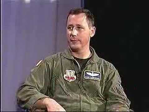 Lt. Col. David Fahrenkrug - Air Date: 04-22-08