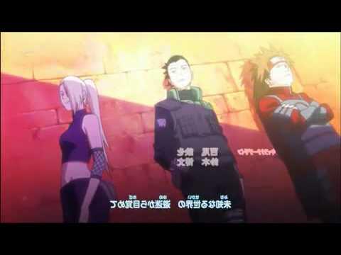 Naruto Shippuden  Opening 3 Blue Bird