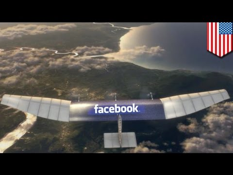 What do Facebook, drones and  low-earth orbit satellites have in common?