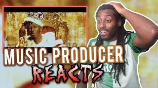 MUSIC PRODUCER REACTS TO KSI - Ares (Quadeca Diss Track)   Official Video