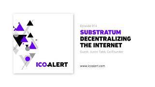 ICO Alert Podcast #14: Substratum