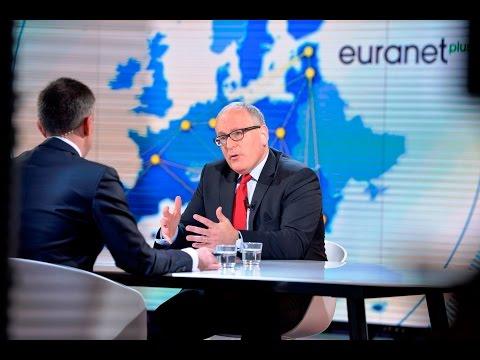 Big Crunch: Frans Timmermans Complete Debate EN FR Full HD