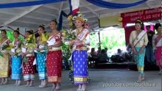 Miss Lao New Year 2012 Modesto Ceres California