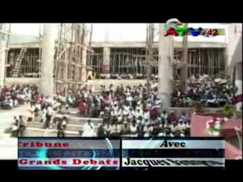 TABERNACLE DE LOUANGE cap haitien haiti Pasteur Ecclesiastes Donatien Libre Tribune 06-05-14-1