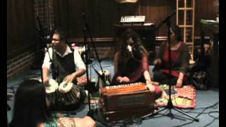 Live singing by Rasshee Rraga (Tarana in Indian Classical Music)