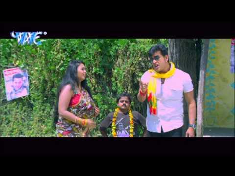 Funny Comedy Ravi Kishan With Rani Chatterjee | Kaisan Piyawa Ke Charitar Ba