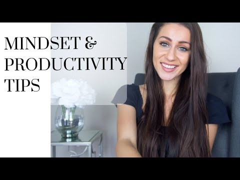 Morning Mindset & Productivity Tips