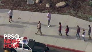 WATCH LIVE: California authorities provide update on high school shooting