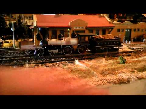 Bachmann 4-4-0 American Review