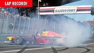 Max Verstappen Breaks Zandvoort Lap Record!