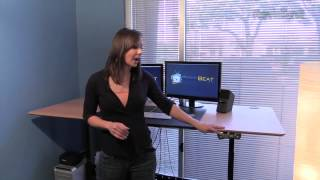 Review   Geekdesk Max Stand Up Desk