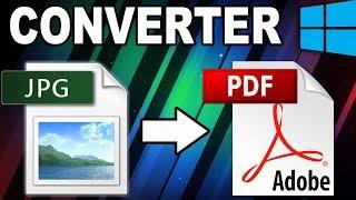 Como converter JPG para PDF