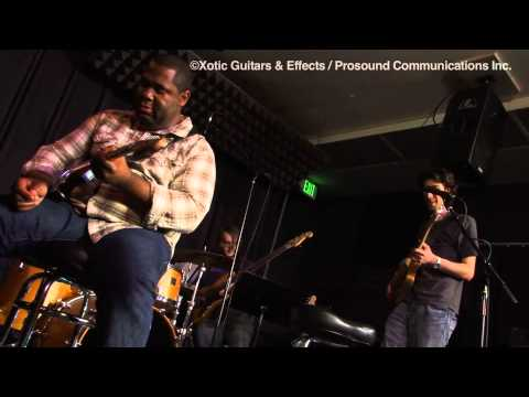 Kirk Fletcher Clinic @ USC Thornton School of Music Part 1