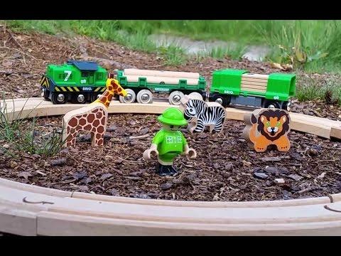 brio train eisenbahn wooden train wooden railway motorized outdoor v15p3r youtube. Black Bedroom Furniture Sets. Home Design Ideas