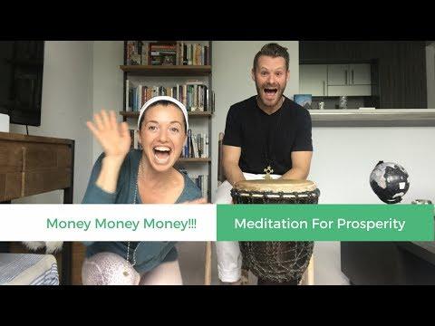 Money Money Money!! Meditation For Prosperity