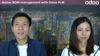 Better BOM management with Odoo PLM