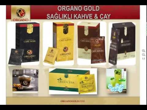 Презентация на Турецком; Organo Gold Türkçe , OG Türkiye ,OG Kazanç Planı , 1