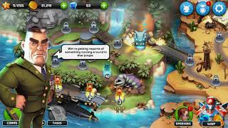 Alien Creeps TD - Epic tower defense Level 3, Strategy Game Online, Victory of Level, BigBrain Gamer