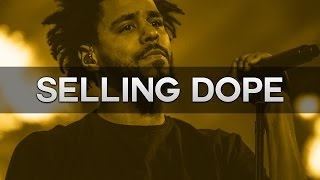 j cole type beat selling dope   gold flame