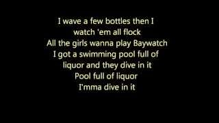 Swimming Pools - Kendrick Lamar LYRICS