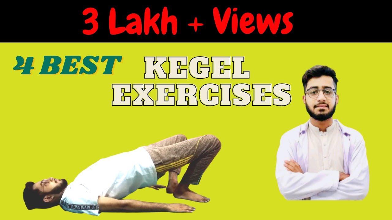For pubococcygeus men exercises Kegel Exercises