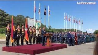 Arménie : la délégation provençale participe aux cérémonies de la fête nationale à Musaler