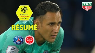 Paris Saint-Germain - Stade de Reims ( 0-2 ) - Résumé - (PARIS - REIMS) / 2019-20