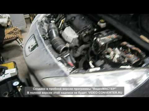 Не запускается двигатель Пежо 308
