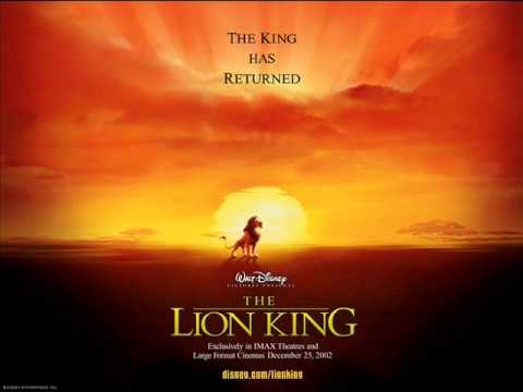 Under the Stars, Hans Zimmer (The lion King)