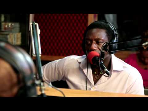 Hakeem Kae-Kazim (Colonel Dubaku in 24's' Season 7) | Soni Irabor Live