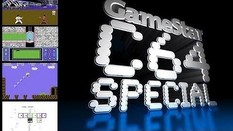 C64-Special - Die besten Spiele im Retro-Video (Gameplay)