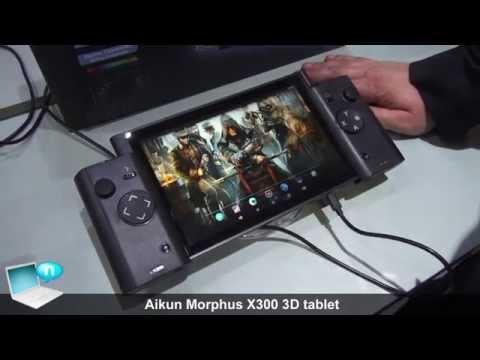 Aikun Morphus X300 3D tablet - Nintendo Switch / Nintendo ...
