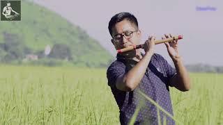 Let Me Love You Flute Instrumental | Whatsapp Status | Upload By Dj Aj 1