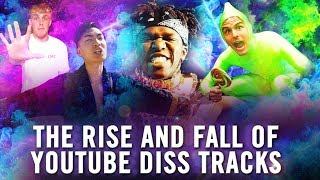 The Rise and Fall of YouTube Diss Tracks