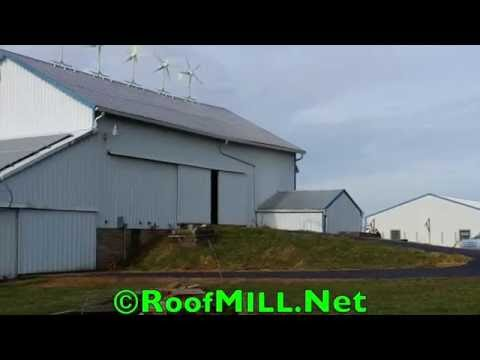 Wind and Solar   Wind Turbines and Solar Panels