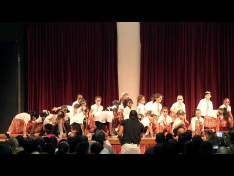 Elle NYTT 2014 School Show - Hip Hop by Adrian Daniel