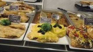 Где дёшево и вкусно перекусить в Одессе. Кафе Чернослив, ул. Екатеринская
