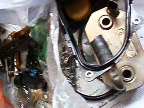 Фото к видео: Renault safrane automatico Ad8