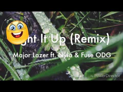 Major Lazer-Light It Up(Remix)