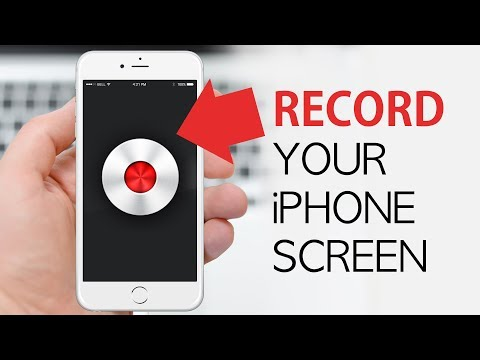 How to RECORD your iPhone Scre...
