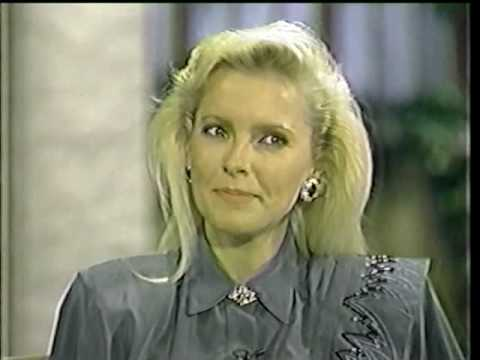 Cheryl Ladd on Hour Magazine with Gary Collins | 1988 TV Interview
