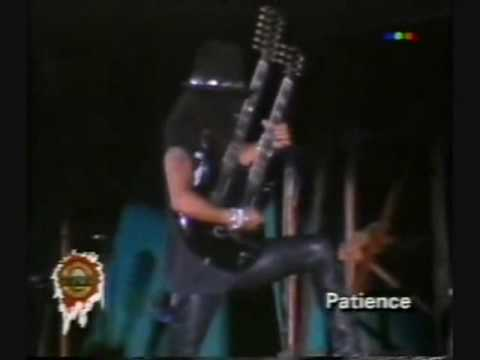 Guns N Roses – Patience (Use Your Illusion Tour)