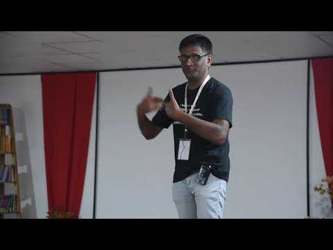 Social Media & Mobile  | Prof. Devadas Rajaram | TEDxBodhiInternationalSchool