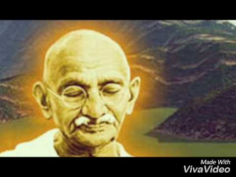 Mahatma Gandhi great song