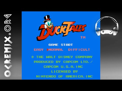 OC ReMix #3284: DuckTales 'Apollo Duck' [The Moon] by WillRock