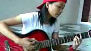 thinking of you (Katy Perry) cover by chen of gracenote