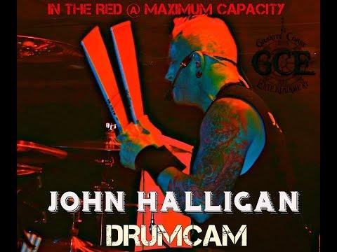 In The Red's John H. Drumcam (Live @ Maximum Capacity)
